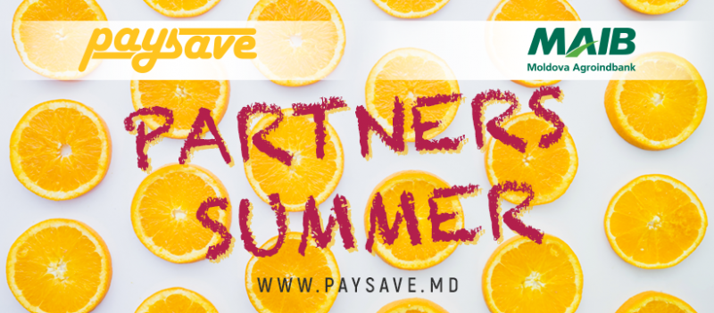 Summer Pay&Save Partners